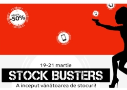 Catalog eMag - Stock Busters! 19 Martie 2019 - 21 Martie 2019