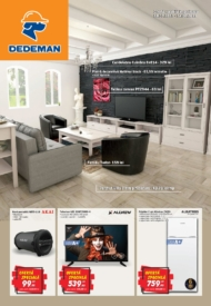 Catalog DEDEMAN - 18 Iulie 2019 - 14 August 2019