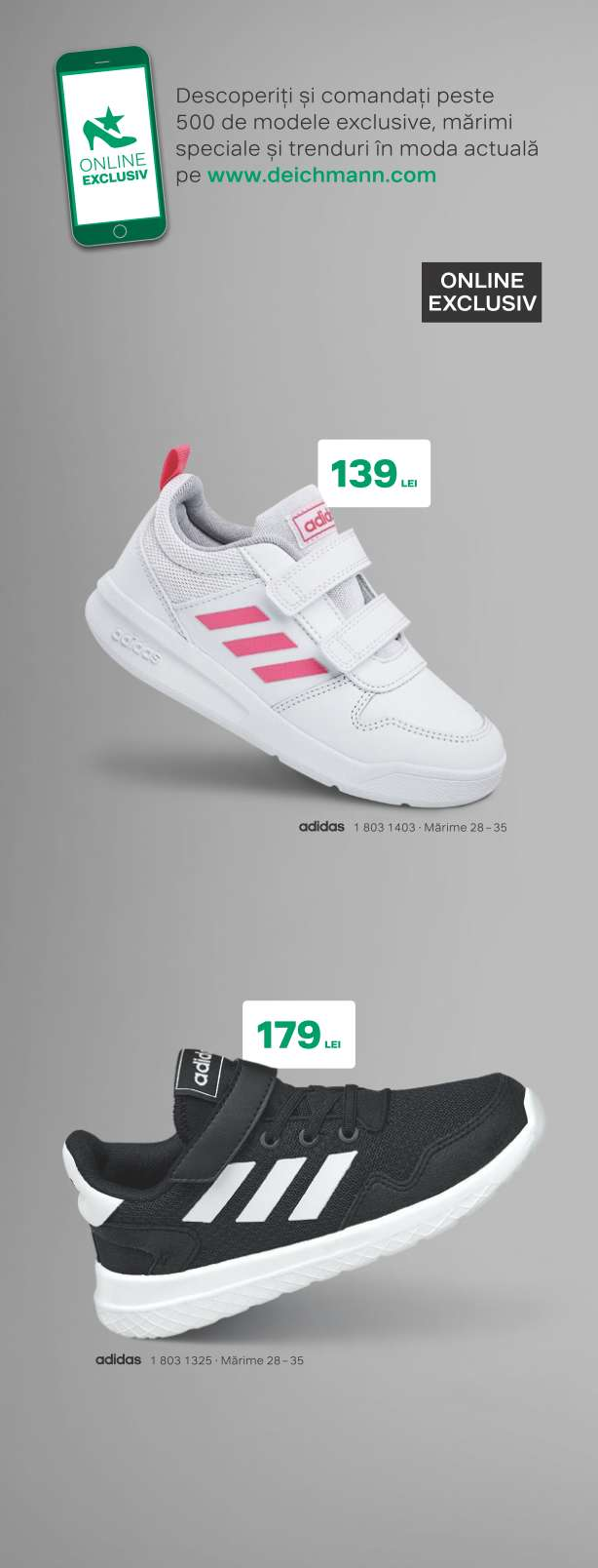 Catalog DEICHMANN - Oferte Back to School! 28 August 2019 - 04 Septembrie 2019