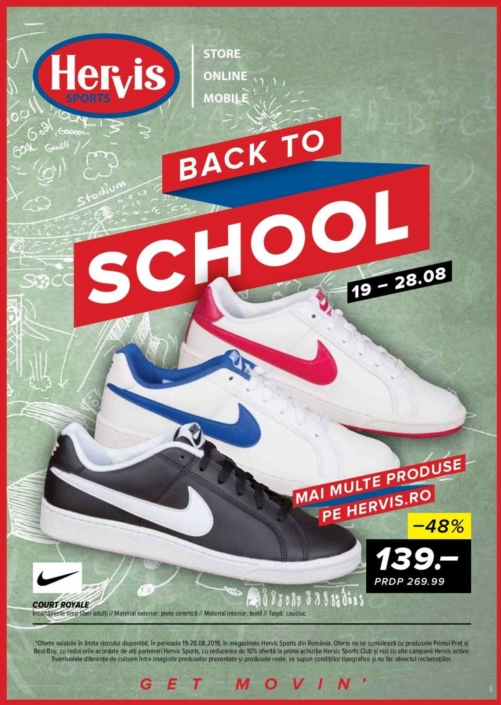 Catalog HERVIS SPORTS - 19 August 2019 - 28 August 2019