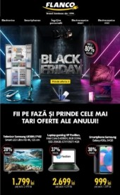Catalog FLANCO Black Friday 25 Octombrie 2019 - 23 Noiembrie 2019