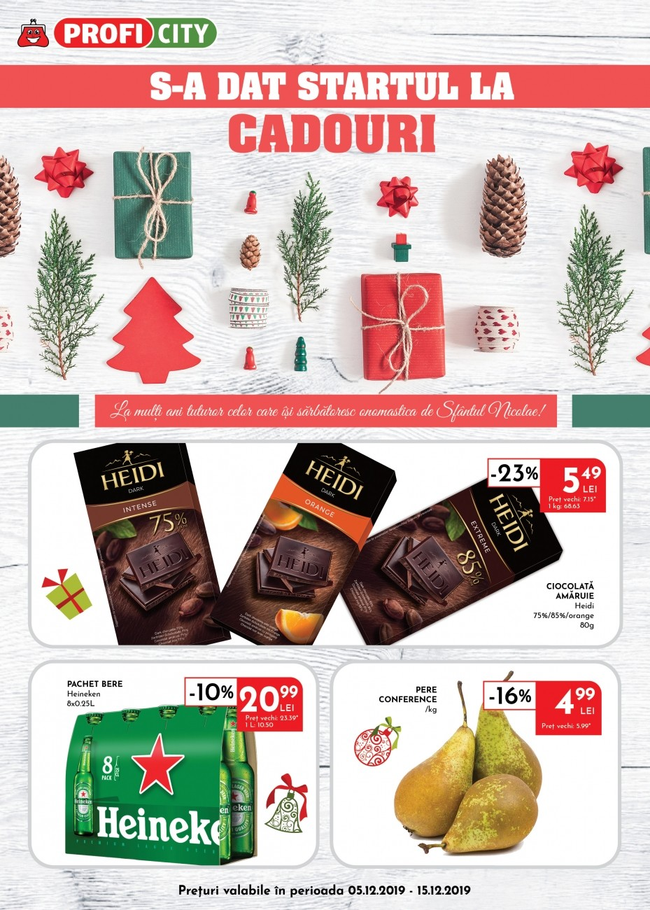Catalog PROFI City - 05 Decembrie 2019 -15 Decembrie 2019
