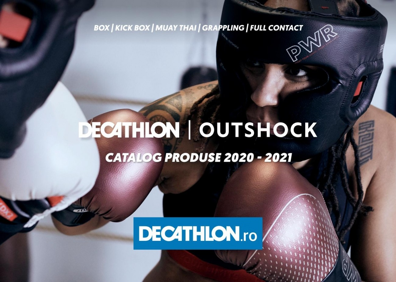 Catalog DECATHLON - Outshock Box 2020-2021! 14 Octombrie 2020 - 28 Februarie 2021