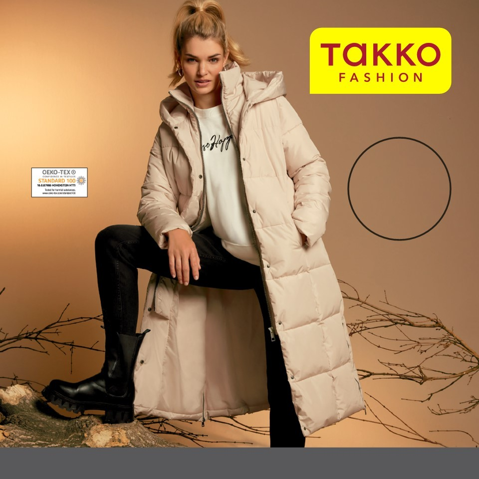 Catalog TAKKO FASHION - 20 Octombrie 2021 - 26 Octombrie 2021
